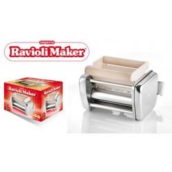 RavioliMaker ravioli opzetstuk voor Ipasta pastamachine 3 rijen 3x3cm