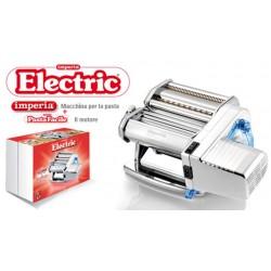 Electric Ipasta pastamachine met PastaFacile motor 220V Imperia