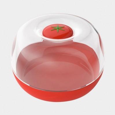 Fresh Flip vershouddoos voor tomaat rood transparant