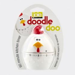 Doodle Doo kookwekker tot 1 uur kip   JOIE