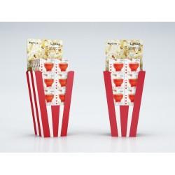 Opvouwbare popcornmaker voor magnetron  Lékué