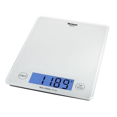 Elegance digitale weegschaal 5kg 23x18x1.8cm  Westmark