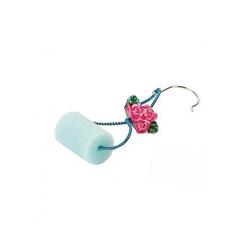 Butterfly druppelvanger voor theepot rood of blauw 5.4x3.5x2.1cm