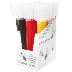 Traditionell vliegenmepper zwart, rood of geel Westmark
