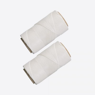 Set van 2 keukentouwen uit polyester wit 60m  Westmark