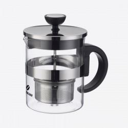 Tea Time theepot uit glas met infuseur 600ml  Westmark