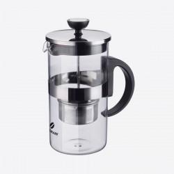 Tea Time theepot uit glas met infuseur 1L  Westmark