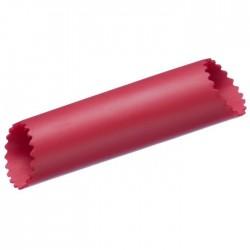 peel-fix knoflookschiller uit silicone 13.3x3.4x3.4cm  Westmark