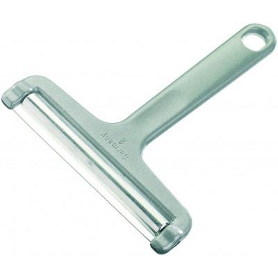 Rollschnitt kaasschaaf uit aluminium en rvs 13.9x10.9x1cm  Westmark