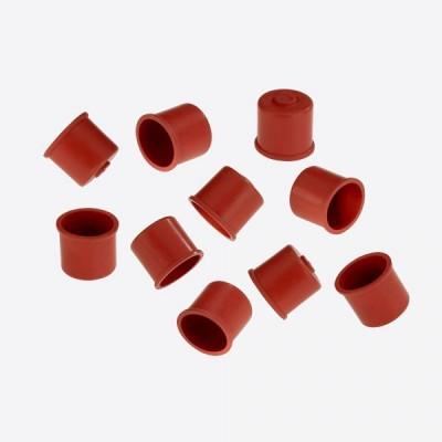set van 10 flessenstoppen voor flessen van 700ml - 1L  Westmark