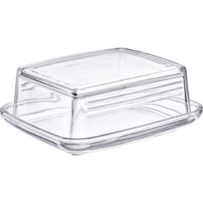 boterschaal uit glas 14.3x11.8x5.5cm  Westmark