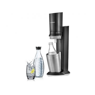 Start up set Crystal zwart SodaStream