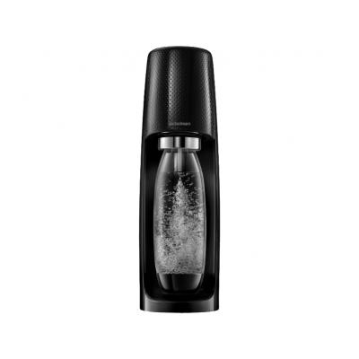 Spirit Zwart Megapack (+ 3 flessen) SodaStream