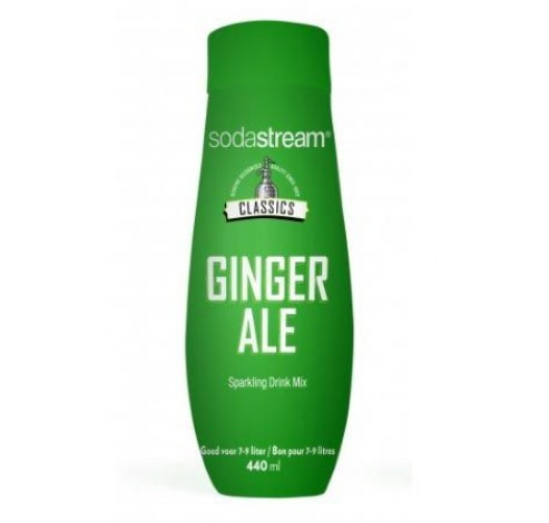 Classics Ginger Ale New Range 440ml  SodaStream