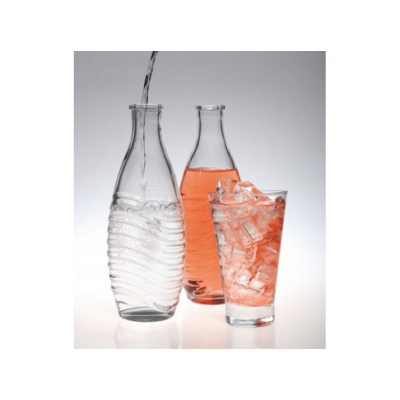Duopak glazen karaffen SodaStream
