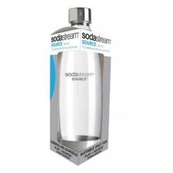 1L metal fuse fles SodaStream