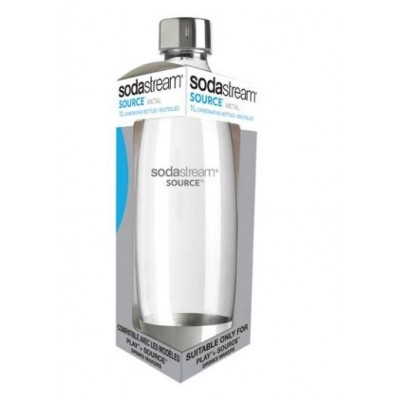 1l bouteille metal fuse SodaStream