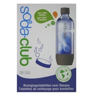 Cleaning Tablets SodaStream
