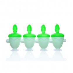 Mini ijslollyvorm - Dino - set van 4 stuks Cuisipro