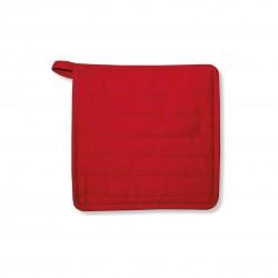 Pannenlap rood 22x22cm