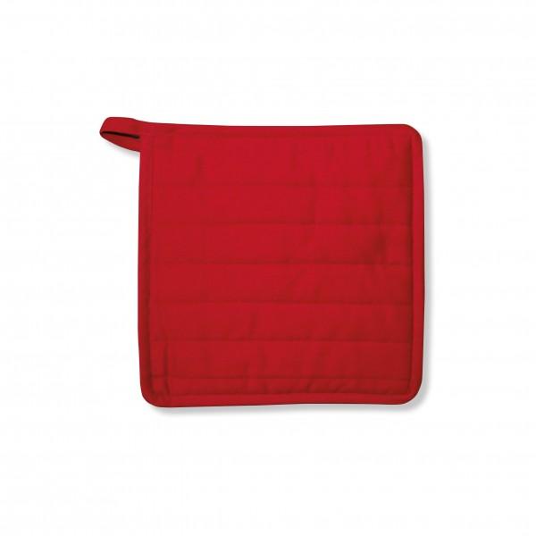 Point-Virgule Pannenlappen Pannenlap rood 22x22cm