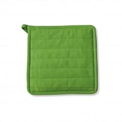 Pannenlap groen 22x22cm