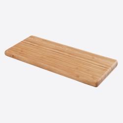 Snijplank uit bamboe medium 34x15.8x1.8cm