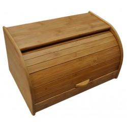 Broodtrommel uit bamboe 40x26x20cm Point-Virgule