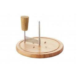 Kaaskruller uit bamboe