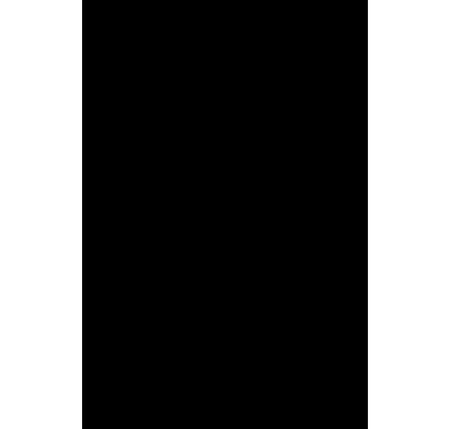 Theedienblad met reliëf uit bamboe groot 38x25x2cm  Point-Virgule