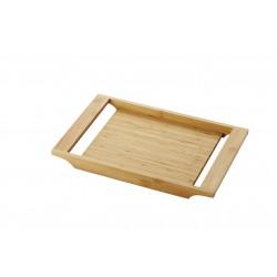 Dienblad uit bamboe by Mathias De Ferm 34x22x3cm
