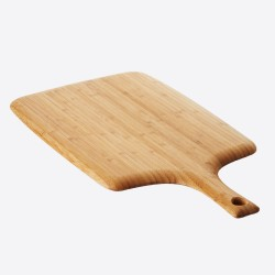 Snijplank uit bamboe met handvat 58x28x1.9cm