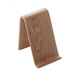 Gsm/tablet houder houtkleur