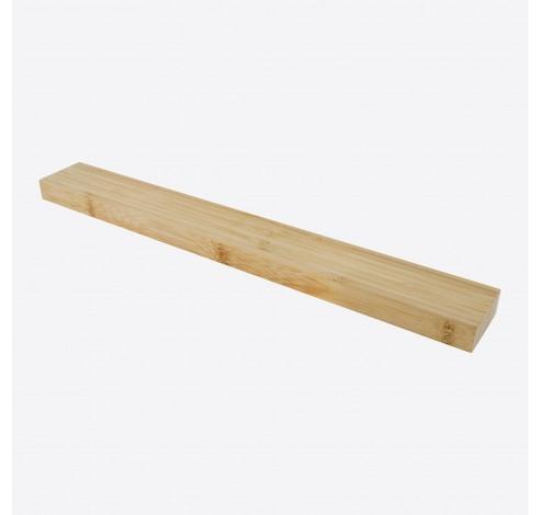 Ophangbare messenmagneet uit bamboe 40.5x5.5x2cm  Point-Virgule