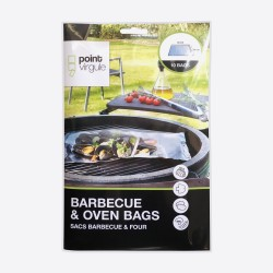 Set van 10 oven en barbecue bags