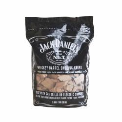 Jack Daniels wood smoking chips 800g