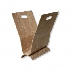 Lectuurhouder houtkleur  Point-Virgule