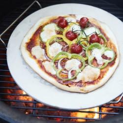 pizzasteen uit cordieriet