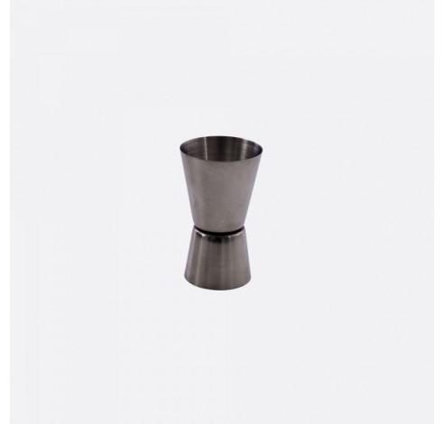 Cocktailmaatje zwart 30/50ML  Point-Virgule