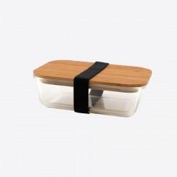 lunchbox met deksel 700ml  Point-Virgule