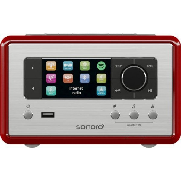 Sonoro Relax (810) Rood