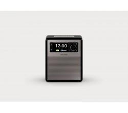 Wekkerradio Easy V2 Zwart (31121BL) Sonoro