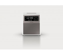 Wekkerradio Easy V2 Wit (31121WH) Sonoro