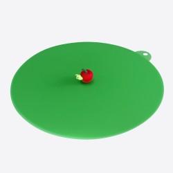 My Lid zomerdeksel uit silicone rups en appel ø 27.5cm  Lurch