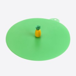 My Lid zomerdeksel uit silicone ananas ø 21cm  Lurch