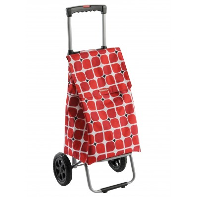 Poppy Square Shopping Trolley