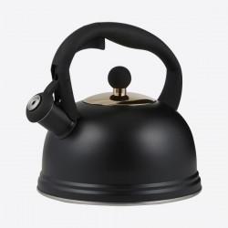 Otto fluitketel zwart 2L