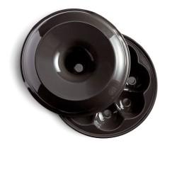 Broodbakvorm kroonvormig Ø305mm Fusain