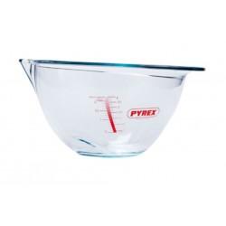 Expert Bowl Classic Mengkom in Borosilicaatglas 4,2l - 30cm