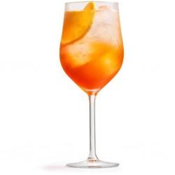 4 Cocktailglazen Spritzer 62cl